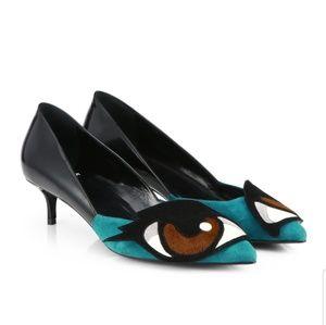 Pierre Hardy Eye Pumps